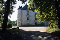 Europe/France/Normandie/Basse-Normandie/61/Orne/Condeau au Perche : Château de Villeray (XVII°)
