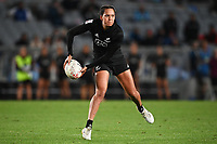 22nd May 2021; Eden Park, Auckland New Zealand;  Tyla Nathan Wong. Black Ferns Womens Sevens versus Australia Women, Trans-Tasman Sevens at Eden Park, Auckland.