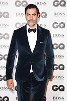 Sacha Baron Cohen<br /> at the GQ Men of the Year Awards 2018 at the Tate Modern, London<br /> <br /> ©Ash Knotek  D3427  05/09/2018