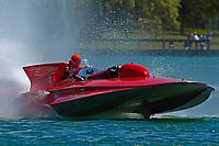 "Mark Weber, U-36 ""Miss U. S."" (1956 Lauterbach Hydroplane)"