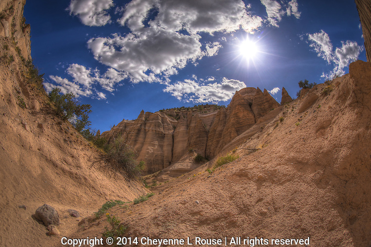 Planet Kasha-Katuwe New Mexico - Tent Rocks National Monument