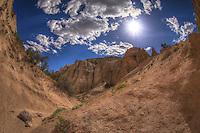 Planet Kasha-Katuwe New Mexico - Tent Rocks National Monument