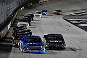 #16: Austin Hill, Hattori Racing Enterprises, Toyota Tundra United Rentals, #00: Josh Bilicki, Reaume Brothers Racing, Toyota Tundra