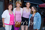 Enjoying the evening in Benners on Friday, l to r: Maureen Stevens, Noreen and Roisin Quilligan and Eimear Stevens.