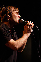 Montreal (Qc) CANADA April 18, 2008 -<br /> Eric Belanger in concert for <br />  VUE SUR LA RELEVE Professionelle de la Scene , Maison de la culture Frontenac, Montreal.<br /> <br /> Photo (c)  Images Distribution