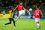Ecuador U23 v Chile U23 - CONMEBOL Pre-Olympic Colombia 2020