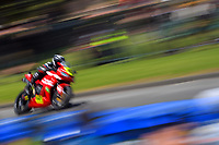 The 2020 Suzuki International Series Cemetery Circuit motorcycle raceday at Cooks Gardens in Wanganui, New Zealand on Saturday, 26 December 2020. Photo: Dave Lintott / lintottphoto.co.nz