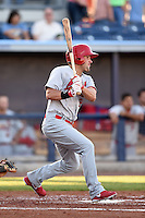 Palm Beach Cardinals outfielder Nick Martini (22) during a game against the Charlotte Stone Crabs on April 12, 2014 at Charlotte Sports Park in Port Charlotte, Florida.  Palm Beach defeated Charlotte 6-2.  (Mike Janes/Four Seam Images)