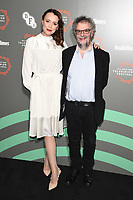 """Keeley Hawes and Stephen Poliakoff (Writer/Director)<br /> at the """"Summer of Rockets"""" photocall as part of the BFI & Radio Times Television Festival 2019 at BFI Southbank, London<br /> <br /> ©Ash Knotek  D3494  12/04/2019"""