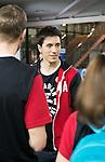 Graham Nishikawa, Sochi 2014.<br /> Team Canada arrives at the airport in Sochi for the Sochi 2014 Paralympic Winter // Équipe Canada arrive à l'aéroport de Sotchi pour Sochi 2014 Jeux paralympiques d'hiver. 04/03/2014.