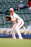 August 8, 2009:  First Baseman Austin Southall (13) of Team One during the Under Armour All-America event at Wrigley Field in Chicago, IL.  Photo By Mike Janes/Four Seam Images