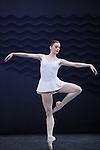 EN SOL....Choregraphie : ROBBINS Jerome..Mise en scene : ROBBINS Jerome..Compositeur : RAVEL Maurice..Compagnie : Ballet de l Opera National de paris..Decor : ERTE..Lumiere : TIPTON Jennifer..Costumes : ERTE..Avec :..DUPONT Aurelie..Lieu : Opera Garnier..Ville : Paris..Le : 21 04 2010..© Laurent PAILLIER / photosdedanse.com