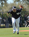 New York Yankees - 2015 Spring Training