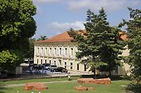 Casa das 11 Janelas e Forte do Castelo, complexo Feliz Lusitânia