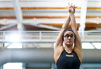 Nikki Chapman. New Zealand Short Course Swimming Championships, National Aquatic Centre, Auckland, New Zealand, Thursday 3rd October 2019. Photo: Simon Watts/www.bwmedia.co.nz/SwimmingNZ