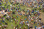 Hundreds of cattle at festival by Azim Khan Ronnie