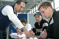 Aeronautics students, Further Education College.