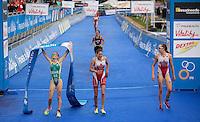 Triathlon - Finish