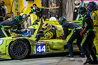 #44 ARC Bratislava Oreca 07 - Gibson LMP2, Miroslav Konopka, Oliver Webb, Matej Konopka, 24 Hours of Le Mans , Race, Circuit des 24 Heures, Le Mans, Pays da Loire, France