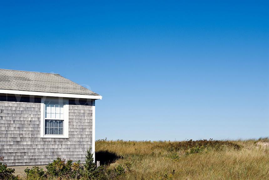 Beach cottage, Cape Cod, MA, Massachusetts, USA