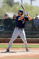 Ramon Pena -  Cleveland Indians - 2009 spring training.Photo by:  Bill Mitchell/Four Seam Images