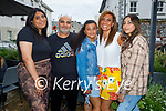 Maria Samy from Tralee celebrating her 13th birthday in the Ashe Hotel on Monday. L to r: Ciara, Samer and Maria Samy, Razh Amin and Amy Samy.