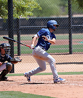 Matt Cogen - Los Angeles Dodgers 2019 extended spring training (Bill Mitchell)