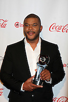 LAS VEGAS - MAR 31:  Tyler Perry in the CinemaCon Convention Awards Gala Press Room at Caesar's Palace on March 31, 2010 in Las Vegas, NV.