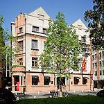 Yuanmingyuan Apartments.