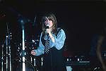 "Christine ""Chrissy"" Amphlett of The Divinyls,April 1986 NYC. Photo By David Plastik"