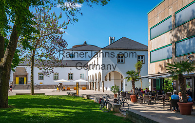 Germany, Bavaria, Lower Franconia, Schweinfurt: Kunsthalle Schweinfurt (art gallery) | Deutschland, Bayern, Unterfranken, Schweinfurt: moderne und zeitgenoessische Kunst wird in der Kunsthalle Schweinfurt ausgestellt