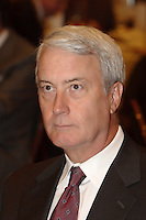 Montreal (QC) CANADA, October 15, 2007 - <br /> <br /> Alan Allnut, Publisher and General Manager , The Gazette (newspaper)<br /> AT THE CANADIAN CLUB OF MONTREAL<br /> <br /> <br /> photo : (c) ¨Pierre Roussel -  images Distribution