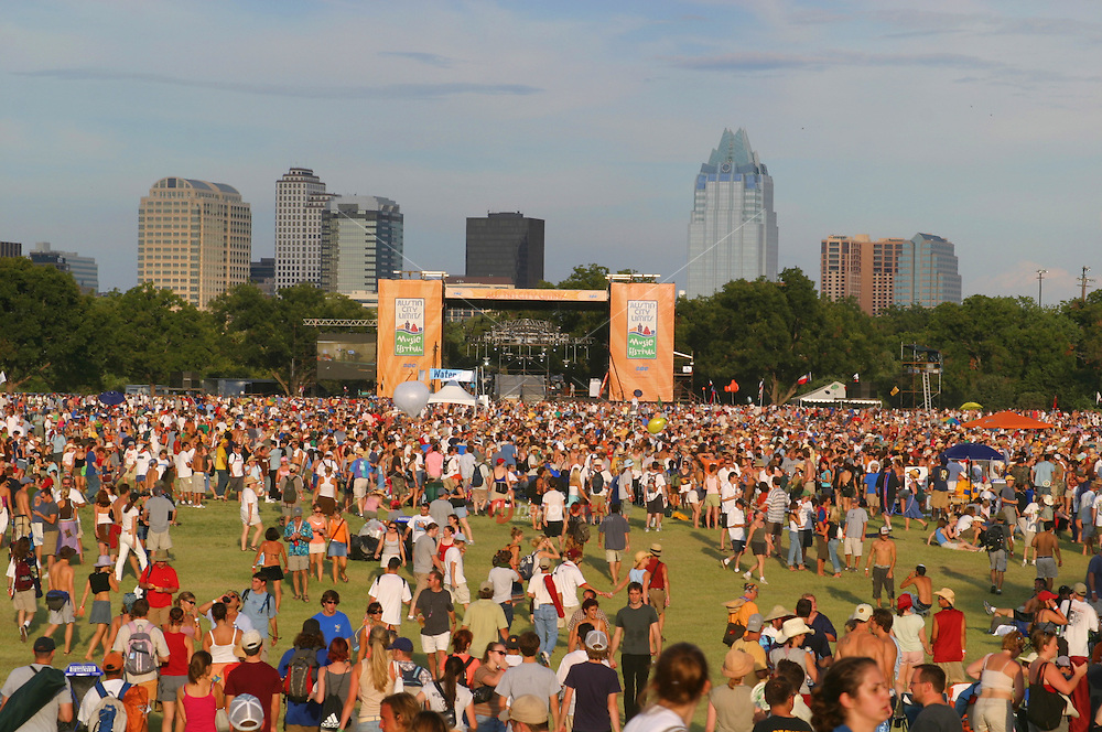 Austin City Limits Music Festival | The Buzz Magazines