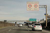 Campinas (SP), 03/01/2021 - Estradas - Movimentação na rodovia Anhanguera, sentido Capital, proximo a cidade de Campinas, interior de São Paulo, no final de tarde deste domingo (03).