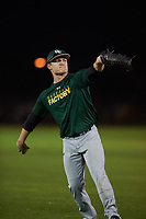 Carson Max (53), from Mitchell, South Dakota, while playing for the Athletics during the Under Armour Baseball Factory Recruiting Classic at Gene Autry Park on December 27, 2017 in Mesa, Arizona. (Zachary Lucy/Four Seam Images)