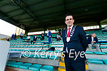 Jimmy Moloney from Listowel has been elected Cathaoirleach of Kerry County Council at a historic meeting of the local authority which was held at Austin Stack Park in Tralee.
