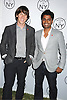 """honorees Dennis Crowley and Naveen Selvadurai of Foursquare attending The """"Made in NY"""" Awards at Gracie Mansion.on June 6, 2011. Matt Damon, John Leguizammo and Lauren Zalaznick and Sidney Lumet were the honorees."""