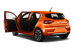 Car images close up view of a 2020 Renault Clio Edition One 5 Door Hatchback doors