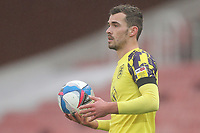 Huddersfield Town's Harry Toffolo<br /> <br /> Photographer Mick Walker/CameraSport<br /> <br /> The EFL Sky Bet Championship - Stoke City v HUddersfield Town - Saturday 21st November 2020 - bet365 Stadium - Stoke<br /> <br /> World Copyright © 2020 CameraSport. All rights reserved. 43 Linden Ave. Countesthorpe. Leicester. England. LE8 5PG - Tel: +44 (0) 116 277 4147 - admin@camerasport.com - www.camerasport.com