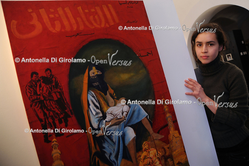 Marcela Iriarte, Colombian artist. Artista colombiana..Galleria 291 est, nello storico quartiere di San Lorenzo, Roma..PAPERMOON, mostra d'arte. Sogni Illusioni Visioni. Tre artiste, tre mondi e tre stili, un linguaggio comune: il collage..Gallery 291 East, in the historical district of San Lorenzo, Rome..PAPERMOON, art exhibition. ILLUSIONS DREAMS VISIONS. Three artists, three worlds and three styles, a common language: the collage. .