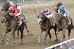 Willy Beamin with Alan Garcia up wins the Kings Bishop Stakes Stakes(G1). Saratoga Race Course, Saratoga Springs, New York. 08-25-2012.  Arron Haggart/Eclipse Sportswire