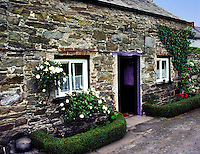 Stone cottage, Ramelton, Conty Donegal, Ireland