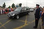 Charles J Haughey Burial