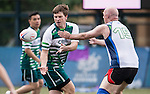CBRE vs Standard Chartered during Swire Touch Tournament on 03 September 2016 in King's Park Sports Ground, Hong Kong, China. Photo by Marcio Machado / Power Sport Images