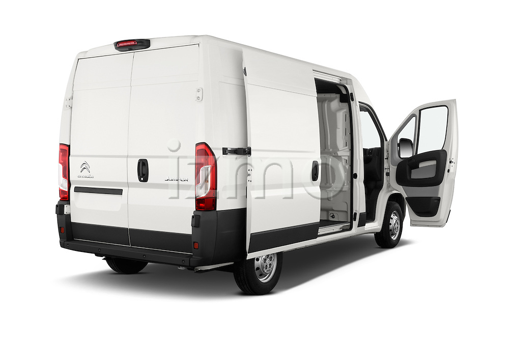 Car images of a 2015 Citroen JUMPER L2H2 5 Door Cargo Van Doors