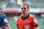 19.09.2020, wohninvest Weserstadion, Bremen, GER,  SV Werder Bremen vs Hertha BSC Berlin, <br /> <br /> <br />  im Bild<br /> <br /> Sascha Stegemann (Schiedsrichter / Referee)<br /> <br /> Foto © nordphoto / Kokenge<br /> <br /> DFL regulations prohibit any use of photographs as image sequences and/or quasi-video.