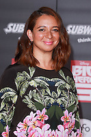 HOLLYWOOD, LOS ANGELES, CA, USA - NOVEMBER 04: Maya Rudolph arrives at the Los Angeles Premiere Of Disney's 'Big Hero 6' held at the El Capitan Theatre on November 4, 2014 in Hollywood, Los Angeles, California, United States. (Photo by David Acosta/Celebrity Monitor)