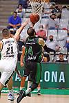 TDAYS EuroCup 2020-2021.Round 1.<br /> Joventut Badalona vs Partizan NIS Belgrado: 85-82.<br /> Nicola Jankovic vs Pau Ribas.