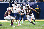 Syracuse Orange running back Jerome Smith (45) in action during the Texas Bowl game between the Syracuse Orange and the Minnesota Golden Gophers at the Reliant Stadium in Houston, Texas. Syracuse defeats Minnesota 21 to 17.