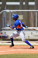 New York Mets Yeixon Ruiz (45) during a minor league spring training game against the St. Louis Cardinals on April 1, 2015 at the Roger Dean Complex in Jupiter, Florida.  (Mike Janes/Four Seam Images)
